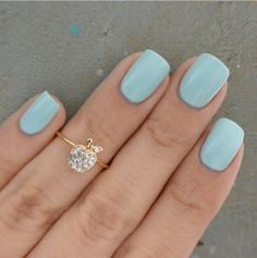 The Best Stiletto Nails Designs 2018 Stiletto nail art designs are called claw or claw nails. These ultra-pointy nails square measure cool and horny however they'll not be Mint Candy Apples, Apple Candy, Apple Mint, Stiletto Nail Art, Toe Nails, Jolie Nail Art, Mint Nails, Pastel Blue Nails, Matte Nails