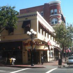 Hard Rock Cafe San Diego.