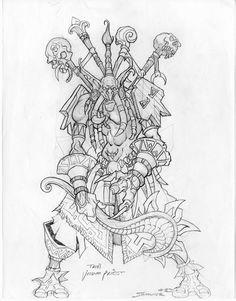 Shadow Huter Warcraft