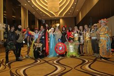 COSTUME PARTY to COMMEMORATE FRONT RUNNER AWARDS  #LifeAtIHG