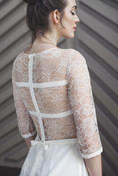 Mademoiselle de Guise - Robe de mariée - Collection 2017 - A découvrir sur le…