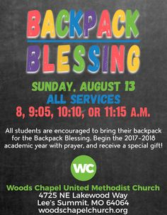 Backpack Blessing Tags. You can make them yourself! Use a ...