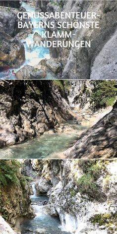 Wanderung Klamm in Bayern - 2020 Fashions Woman's and Man's Trends 2020 Jewelry trends Holiday Destinations, Travel Destinations, Travel Captions, Camping Holiday, Travel Activities, Camping And Hiking, India Travel, Bavaria, Outdoor Travel