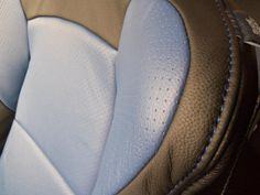 Check out the detailed sticthing! Car Seats, Check