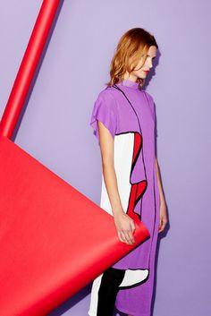 All garments by Hiroko Nakajima/Phtography by Marc Hibbert for Bullet magazine
