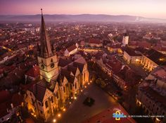 Sibiu - Hermannstadt, România Paris Skyline, Photography, Travel, Romania, Photograph, Viajes, Fotografie, Photo Shoot, Trips