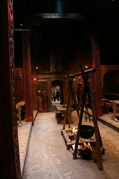 Salão de um castelo nobre