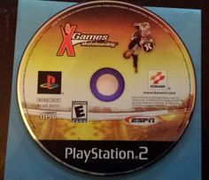 ESPN X Games Skateboarding  (Sony PlayStation 2, 2001) www.lightning-deals.com #lightningdeals @buylightning Text: 281-764-9228