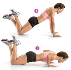 Exercise to Decrease Breasts Size