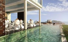 Beach Samui Pool 170910