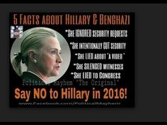 QUIT BEING MEAN 2 HILLARY CLINTON,WHO CARES IF SHES THE MOST CORRUPT PER...