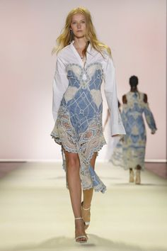Jonathan Simkhai Fashion Show Ready to Wear Collection Spring Summer 2017 in New York