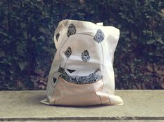 Here Comes the Sun: Depeapa Canvas Totes