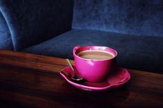 Love this coffee print. Great mug.