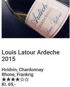 Super fin #chardonnay til prisen. Forhandles af @laudrupvin #louislatour #hvidvin #rhone #ardeche #flaskehalsen #vinanmeldelse #vintilbud #dkwine #vin #vintip #vininspiration #odense #vinsmagning #tilbud #yum #yummy #wine #enjoy #winetasting #vinspiration #winelover #odensebloggers