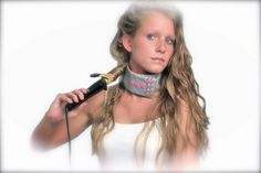 Help eliminate burns to the neck from curling irons, straighteners, hot rollers & other styling devices. Save your skin.... WORKS LIKE YOU WOULD NOT BELIEVE! Bumping your neck with your curling iron or hair straightener has never felt better! Get in close..... CREATE THAT LOOK! $12.99 www.lovemyneckpro...
