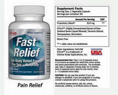 #painrelief #omega3 Reasons why EVERYONE needs to be taking Fast Relief everyday: 1. There is 100x more Omega 3's in one dose of FR than in standard fish oil!!!! Omega 3's are important because they lubricate your joints, good for brain health, excellent for HORMONE health, anti-inflammatory! 2. The enzymes break down proteins that cause inflammation. It's like they are street sweepers for your muscle tissues!!! 3. The extract of Turmeric is a natural super anti-inflammatory