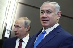 """Gen. Shoigu had no sooner flown out of Israel  than Iranian and Syrian army chiefs talked in Damascus, and Netanyahu was on the phone to Putin. Russian President  Putin held a telephone conversation with Israeli PM Netanyahu, Wednesday. """"There was a thorough discussion of ways to resolve the Syrian crisis, the situation surrounding Iran's nuclear program and the results of the referendum in Iraqi Kurdistan."""