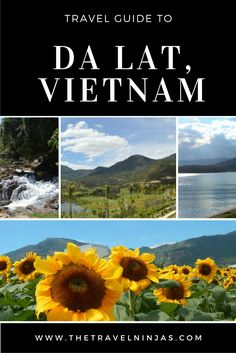 Find out why the quaint mountain town of Dalat, Vietnam draws many types of visitors for many different reasons in our Dalat Travel Guide. via @thetravelninjas