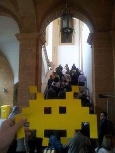 Invasione compiuta! #invasionidigitali palazzo imperiali-filotico