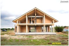 Projekt Otwarty #dom #budowa #projekt