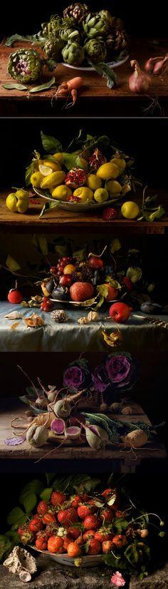 These pictures COULD say a thousand words but only need just one:  BEAUTIFUL / Questa foto POTREBBE esprimere centinaia di parole, ma ne basta una sola: BELLA - (#food #cibo)