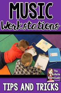 Tips and Tricks for implementing workstations in your music class. What works… Tips and Tricks for implementing workstations in your music class. What works… Preschool Music, Teaching Music, Music Education Activities, Physical Education, Movement Activities, Health Education, Physical Activities, Middle School Music, Music Classroom