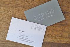 Business card design by Tamalia Reeves-Pyke