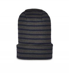 Herning Dual Hat in Titan Grey/Blue. Herning has been producing traditional knitwear at its small four-person factory in Herning, Denmark for 85 years. This beanie's dual-layer construction offers exceptional insulation with Blue Grey, Beanie, Hats, Hat, Beanies, Beret