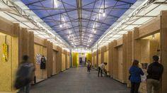 Armazém do Mercado por Paulo David. Fotografía © FG+SG Fotografia de Arquitectura. Imagen cortesía de Presmis Fad.