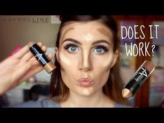 NEW MAYBELLINE MASTER STROBING STICK ILLUMINATING HIGHLIGHTERS || The Grecian Square - YouTube