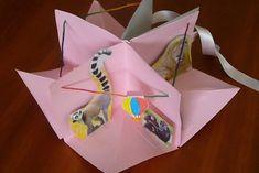 Come fare un libro pop up - Lavoretti per bambini- Fare un libro pop up - alfemminile.com