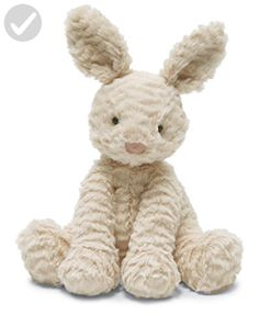 "Jellycat Fuddlewuddle Champagne Bunny, Medium - 9"" - Plush cuteness (*Amazon Partner-Link)"