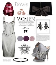 """""""Grey"""" by ornellag ❤ liked on Polyvore featuring Ann Taylor, Dolce&Gabbana, N°21, SS Print Shop, Kate Spade, Dsquared2, Giani Bernini, Martha Stewart and Smith & Cult"""
