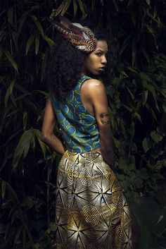Nubian Collection - An African, artisan lifestyle brand inspired by the African culture. Fashion'