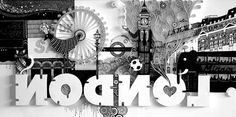illustrations papier tranche relief couleur 08 Illustrations en papier et relief de Yulia Brodskaya  bonus