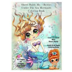 Sherri Baldy My Besties Busy Bees And Butterflies Coloring Book