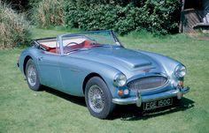 The 1965 Austin Healey 3000 MK3 was a brute of an English sports car.