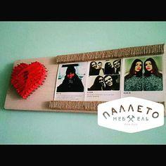 @Regrann from @pallet_o -  Хэй!! ДРУГ!) Совсем скоро ДЕНЬ ВСЕХ ВЛЮБЛЕННЫХ!!)) Незабудь порадовать свою вторую половинку памятными сувениров от ПАЛЛЕТО) в такую рамку легко поместить фото 10х15  а так же 123 фотографии #boft!! Успей заказать!!)ЛИНЕЙКА ОГРАНИЧЕНА)) # мебельизпаллет #рамуииздерева by ttolstikova