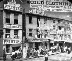 Hudson Street (1865)
