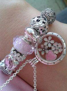 Pandora Jewelry OFF! Pandora Bracelet Charms, Pandora Jewelry, Charm Jewelry, Body Jewelry, Jewellery, Tiffany, Bracelet Designs, Bridal Jewelry, Bling