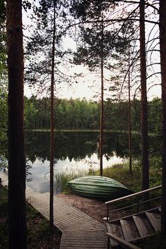 oh, to sit in that canoe on the still waters of the lake Photos Encadrées, Pictures, Vie Simple, Cabins In The Woods, Lake Life, Cabana, The Great Outdoors, Outdoor Living, Places To Go