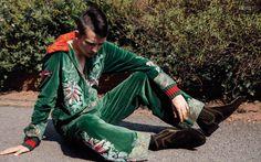 Asa Butterfield por Mitchell Nguyen McCormack para DA MAN Magazine   Male Fashion Trends