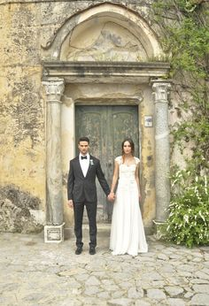 Chic Amalfi Wedding Inspiration   Sarah Love Photography   Bridal Musings Wedding Blog 16