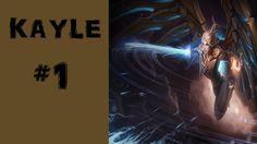 Müthiş Bir Triple Kill - League Of Legends Kayle #1