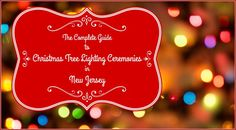 Looking for your information on Christmas tree lighting events in your New Jersey community? Check out this guide to Christmas tree lighting ceremonies all over New Jersey! | find out more at www.thingstodoinnewjersey.com | #nj #newjersey #christmas #christmastree #celebrations #events #holiday #thingstodo #familyfriendly #fun