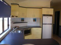 Cairns Coconut Holiday Resort Luxury Villa Kitchen