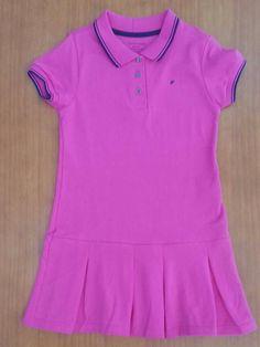 Vestido Ellus Kids 04kn01- Tam 04 ao 08
