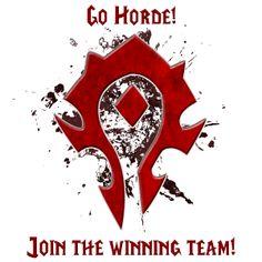 I'm still Horde inside, even if I don't play anymore!