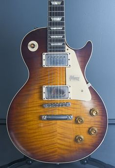 Mike Bloomfield, Vintage Les Paul, Billy Gibbons, Gibson Custom Shop, Les Paul Guitars, Les Paul Standard, Dave Grohl, 60th Anniversary, Gibson Les Paul